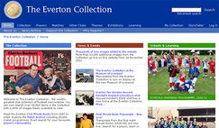 The Everton Collection http://www.evertoncollection.org.uk