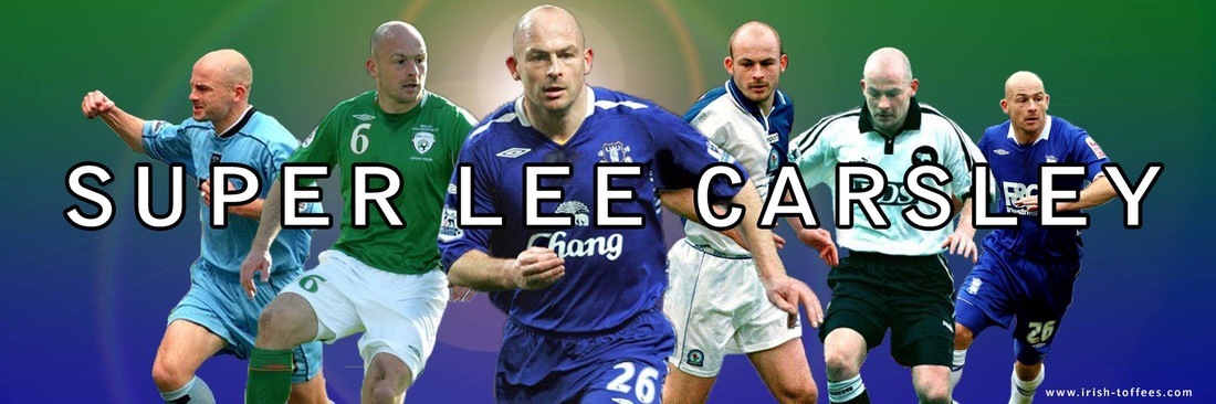 Lee Carsley signed for Everton 2002, also played for Coventry, Blackburn, Derby & Birmingham