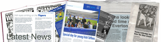 Irish Toffees Latest News